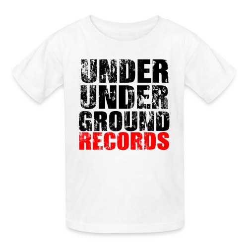 UNDER UNDERGROUND RECORDS Child T-Shirt - SNL - Kids' T-Shirt