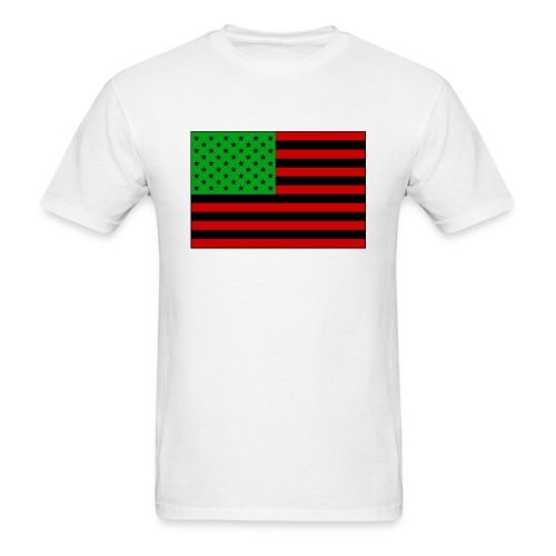 united states of africa tee - Men's T-Shirt