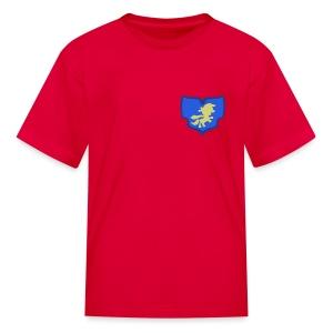 Crusader's Uniform/Kids - Kids' T-Shirt