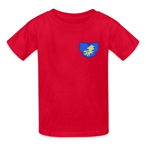 Crusader's Uniform/Kids - Kids' T-Shirt