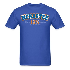 McNastee Athletic Dept. Tee - Men's T-Shirt