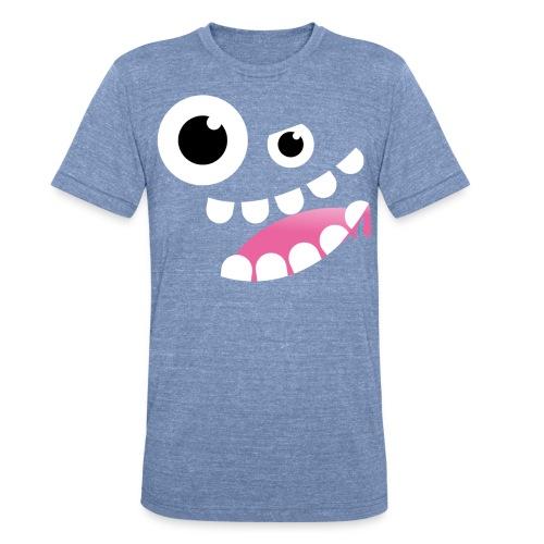 GIGABEAST Mens AA Vintage - Unisex Tri-Blend T-Shirt