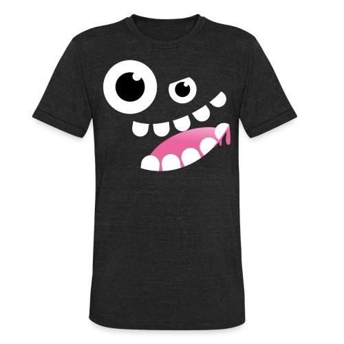 GIGABEAST Mens AA Vinatge - Unisex Tri-Blend T-Shirt