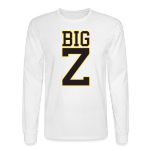 Big Z - Men's Long Sleeve T-Shirt