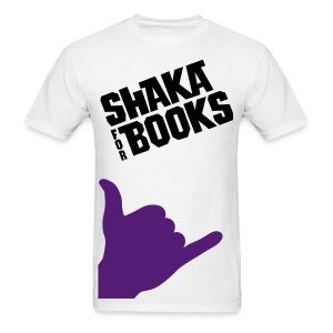 Shaka For Books - The Charlie - Men's T-Shirt