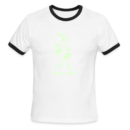 mens tee - Men's Ringer T-Shirt