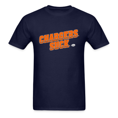 chargers suck den T-Shirts