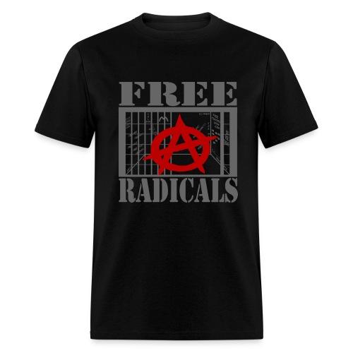 FREE RADICALS! - Men's T-Shirt