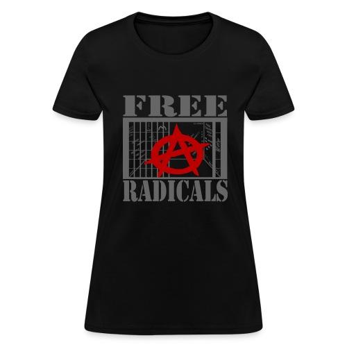 FREE RADICALS! - Women's T-Shirt