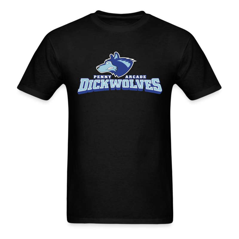 Team Dickwolves Standard T - Men's T-Shirt
