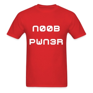 NOOB PWNER - Men's T-Shirt