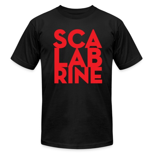 sca lab rine - Men's Fine Jersey T-Shirt