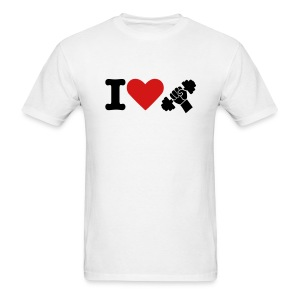 iheart - Men's T-Shirt