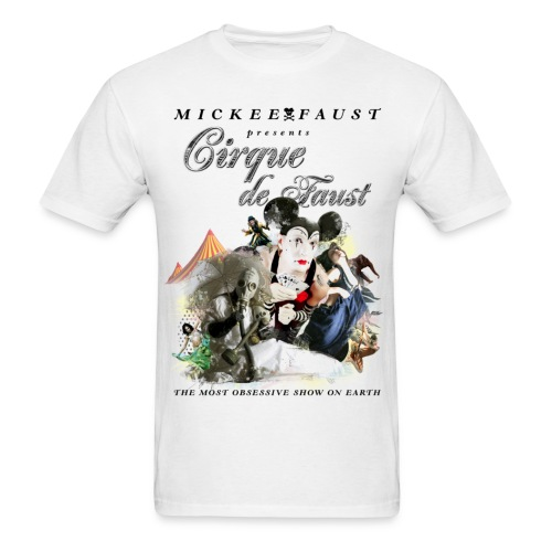 Men's Cirque de Faust Tee - Men's T-Shirt