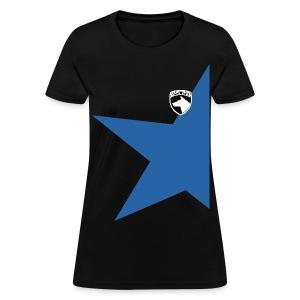 [WOMENS] [EXCLUSIVE] Dekaranger - Blue - Women's T-Shirt