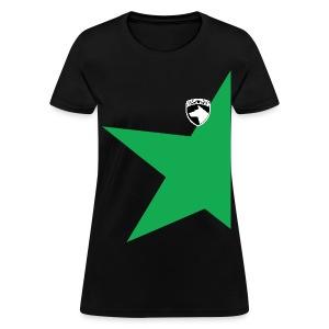 [WOMENS] [EXCLUSIVE] Dekaranger - Green - Women's T-Shirt