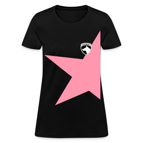 [WOMENS] [EXCLUSIVE] Dekaranger - Pink - Women's T-Shirt