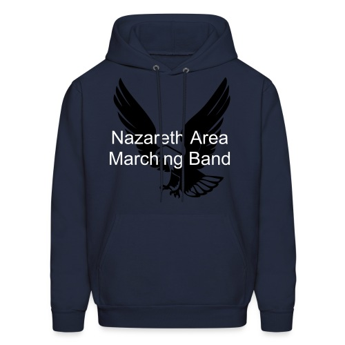 Men's Hoodie - My marching band sweatshirt that I made
