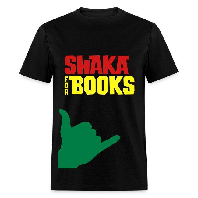 "Shaka For Books - ""The Bob"""