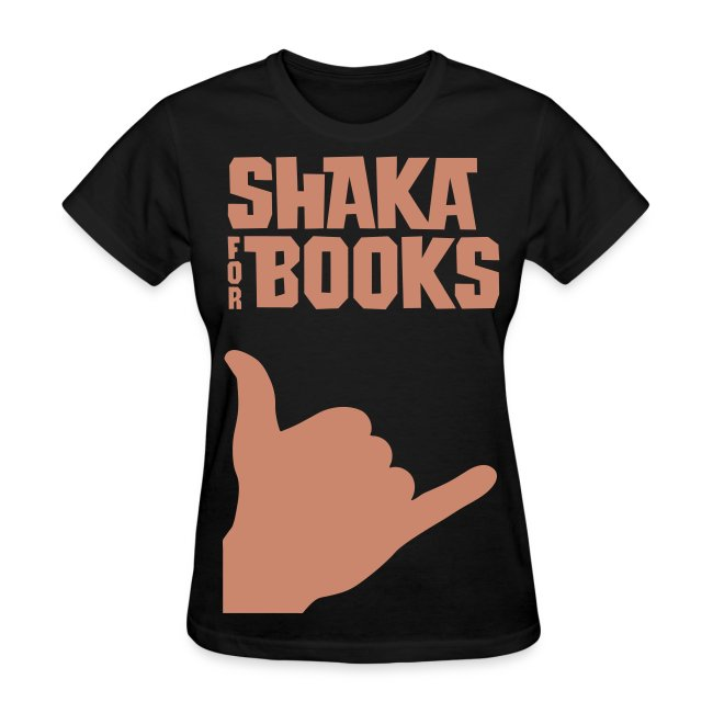 "Shaka For Books - ""The Lani"""