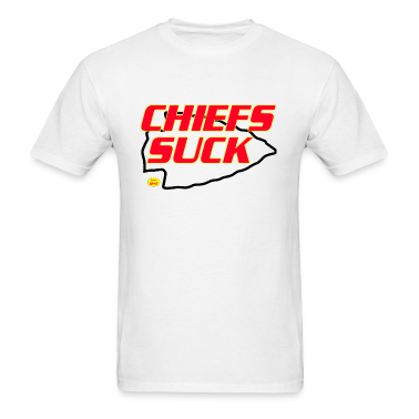 chiefs suck kc T-Shirts