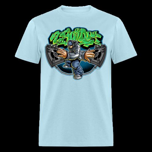 S-108 Cholo Disc Tee - Men's T-Shirt