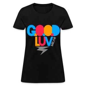 [MBLAQ] G.O.O.D Luv - Women's T-Shirt