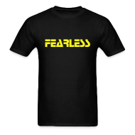 T-Shirts ~ Men's T-Shirt ~ FEARLESS - mens t-shirt