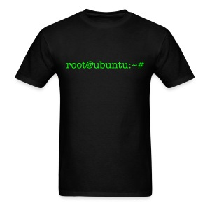 Ubuntu Server - Men's T-Shirt