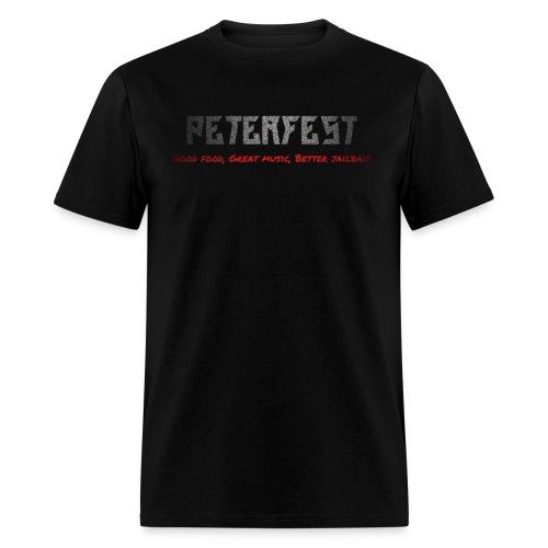 peterfest - Men's T-Shirt