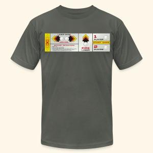 Controlpanel X - Men's Fine Jersey T-Shirt