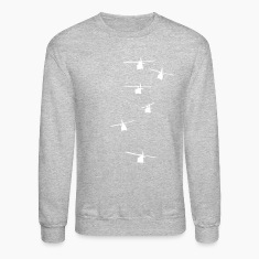 Helicopter Squadron Long Sleeve Shirts