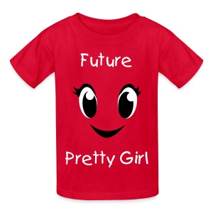 PGI Future Pretty Girl - Kids' T-Shirt