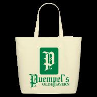 Bags & backpacks ~ Eco-Friendly Cotton Tote ~ Puempel's Logo Tote Bag