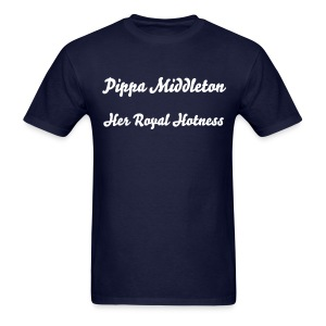 Her Royal Hotness - Men's T-Shirt