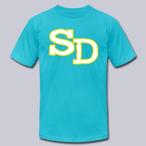 SD - Men's T-Shirt by American Apparel