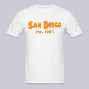 San Diego Est. 1904 - Men's T-Shirt