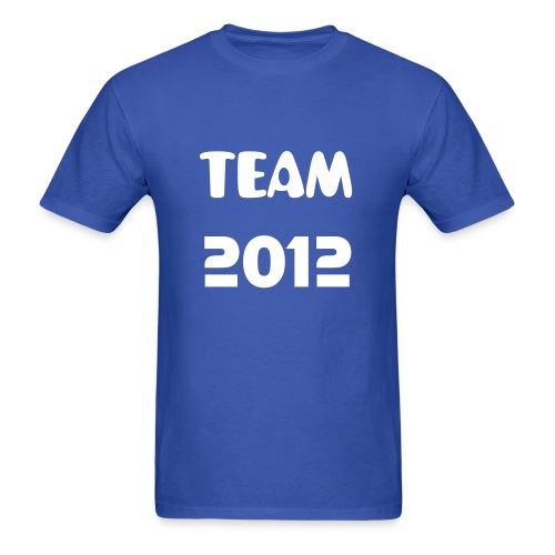 Team 2012 Tee-shirt - Men's T-Shirt