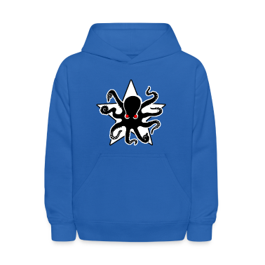 Evil Octopus Star Sweatshirts