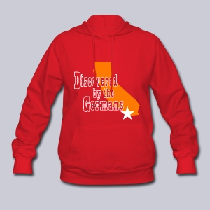 Discovered By The Germans - Women's Hoodie