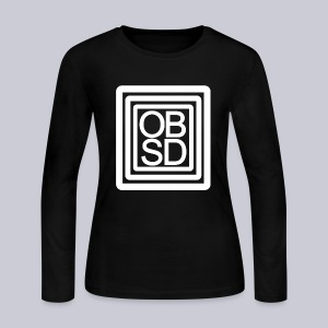OBSD - Women's Long Sleeve Jersey T-Shirt