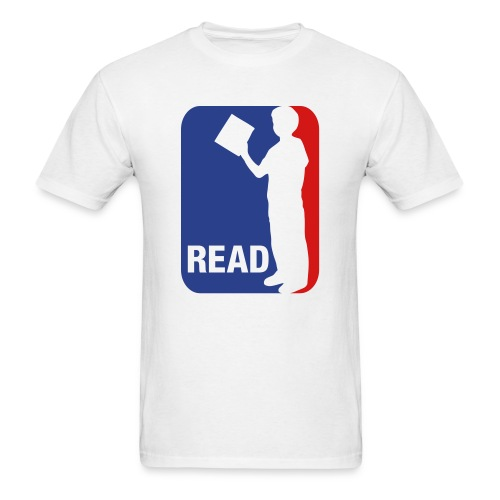 Read (Sports Logo) - Men's T-Shirt