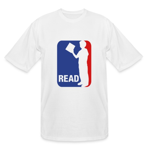 Read (Sports Logo) - Men's Tall T-Shirt