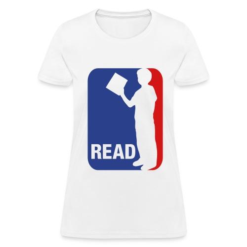 Read (Sports Logo) - Women's T-Shirt
