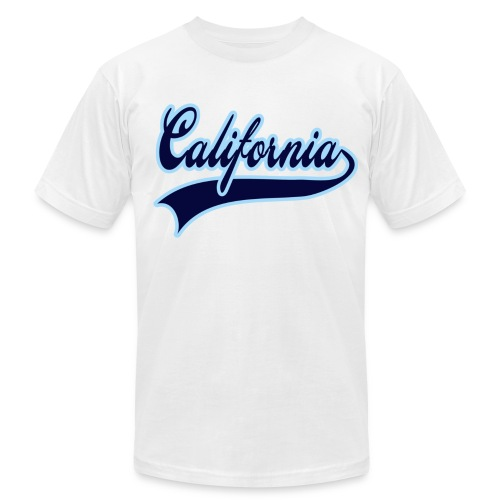 Mens California - Men's  Jersey T-Shirt
