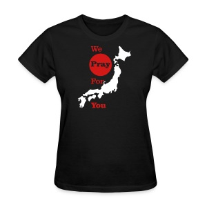We Pray for You Two Color - Women's T-Shirt