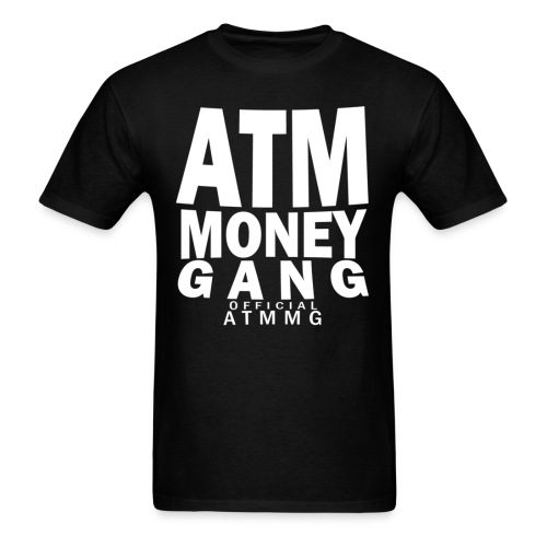 ATM MONEY GANG - Men's T-Shirt