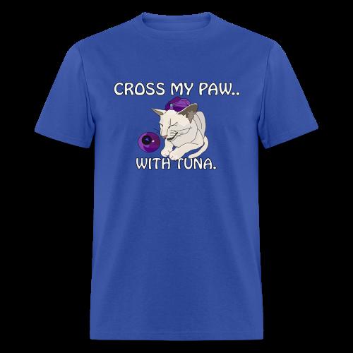 BAD MYSTIC KITTY - Men's T-Shirt