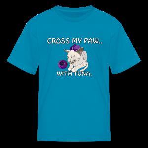 BAD MYSTIC KITTY - Kids' T-Shirt