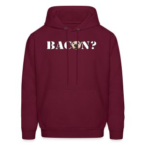 BACON DOG TEASE - Men's Hoodie